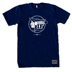 Idaho Falls Braves Logo Vintage T-Shirt