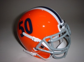 1964 Illinois Fighting Illini Throwback Mini Helmet