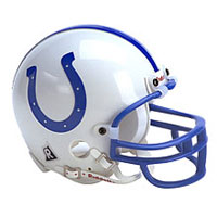 Riddell Indianapolis Colts Full Size Replica Helmet
