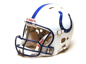 Indianapolis Colts Full Size Revolution Helmet