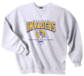 Oakland Invaders USFL Crew