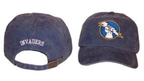 Oakland Invaders Adjustable Hat