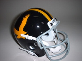 1972 Iowa Hawkeyes Throwback Mini Helmet