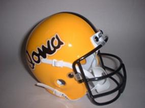 1978 Iowa Hawkeyes Throwback Mini Helmet