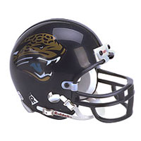 Riddell Jacksonville Jaguars Full Size Replica Helmet