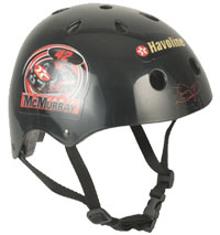 Jamie McMurray Multi-Sport Bike Helmet