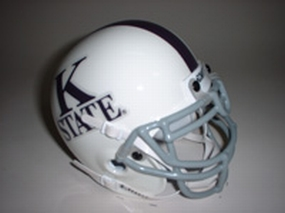 1966 Kansas State Wildcats Throwback Mini Helmet