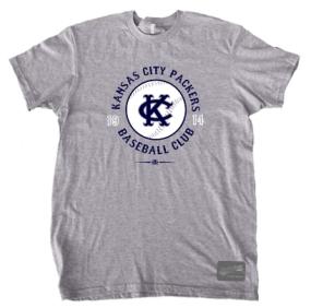 Kansas City Packers 1914 Vintage T-Shirt
