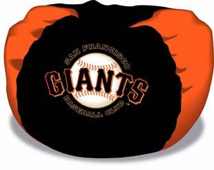 San Francisco Giants Bean Bag Chair