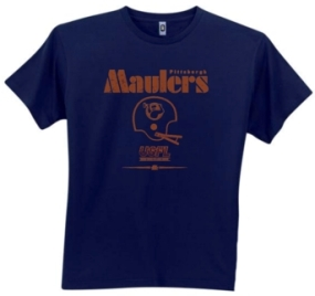 Pittsburgh Maulers USFL Fashion T-Shirt