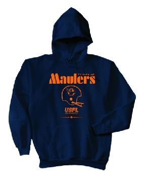Pittsburgh Maulers Locker Hoody