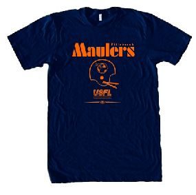 Pittsburgh Maulers Locker Tee