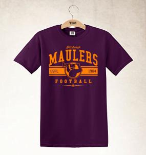 Pittsburgh Maulers Logo Tee