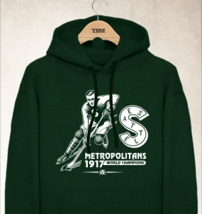 Seattle Metropolitans Youth Hoody