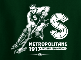 Seattle Metropolitans Youth Crew Sweathsirt