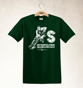 Seattle Metropolitans Youth T-Shirt