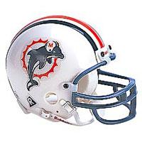 Riddell Miami Dolphins Full Size Replica Helmet