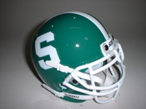 1983 Michigan State Spartans Throwback Mini Helmet