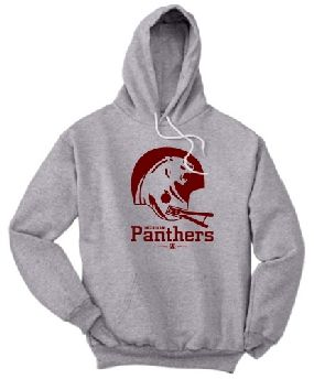 Michigan Panthers Helmet Hoody