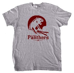 Michigan Panthers Helmet Tee
