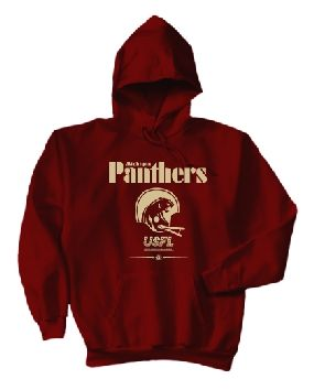 Michigan Panthers Locker Hoody