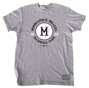 Minneapolis Millers 1903 Vintage T-Shirt