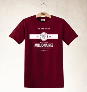 Vancouver Millionaires Youth T-Shirt