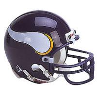 Riddell Minnesota Vikings Full Size Replica Helmet