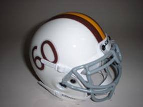1960 Minnesota Golden Gophers Throwback Mini Helmet