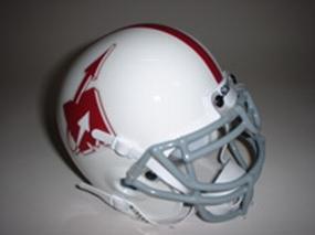 1969 Mississippi State Bulldogs Throwback Mini Helmet