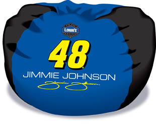 Jimmie Johnson Bean Bag Chair