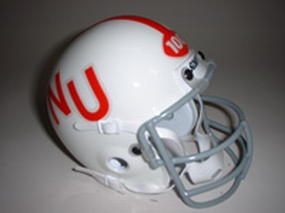 1969 Nebraska Cornhuskers Throwback Mini Helmet