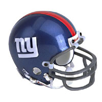 Riddell New York Giants Full Size Replica Helmet