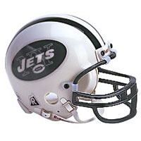 Riddell New York Jets Full Size Replica Helmet