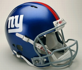 New York Giants Full Size Revolution Helmet