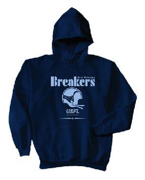 New Orleans Breakers Locker Hoody