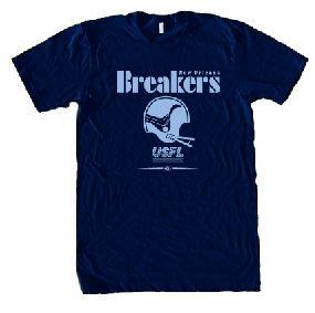 New Orleans Breakers Locker Tee