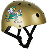 Notre Dame Fighting Irish Multi-Sport Bike Helmet