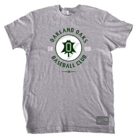 Oakland Oaks 1903 Vintage T-Shirt