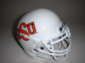 1984 Oklahoma State Cowboys Throwback Mini Helmet
