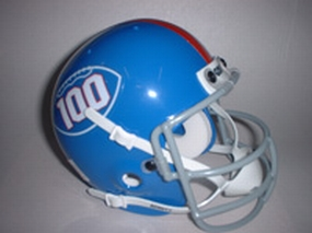 1969 Mississippi Rebels Throwback Mini Helmet