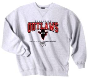 Oklahoma Outlaws USFL Crew