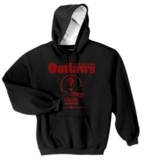 Oklahoma Outlaws USFL Fashion Hoody