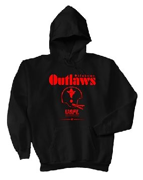 Oklahoma Outlaws Locker Hoody