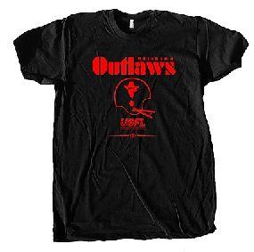 Oklahoma Outlaws Locker Tee