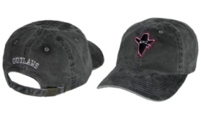 Oklahoma Outlaws Adjustable Hat