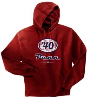 Pennsylvania Quakers '40 Hoody