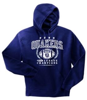 Pennsylvania Quakers '59 Football Champs Hoody