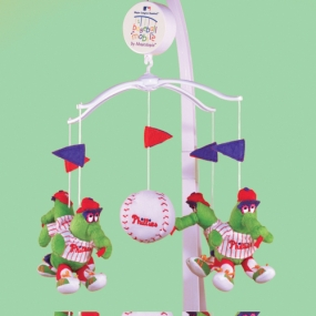 Philadelphia Phillies Mascot Mobile
