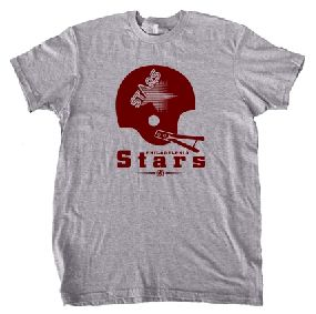 Philadelphia Stars Helmet Tee